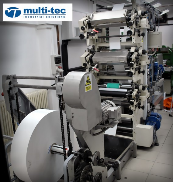 Banknote Banding Machine with Printing · Gallery · Multitec
